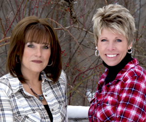 Debbie Isenor and Barb Fitzgerald of AA Munro Insurance, Enfield location