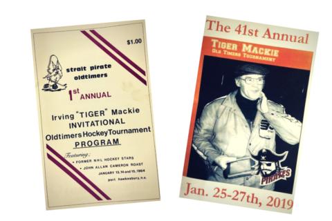 Tiger Mackie Oldtimer's Tournament