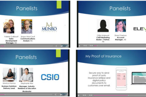 Supporting Each Other With Industry Webinars