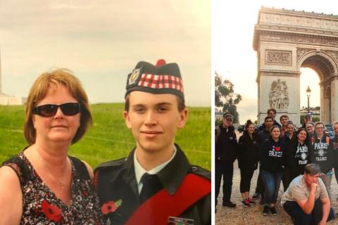 Visiting War Memorials In Europe
