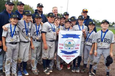 The New Glasgow Cubs Bring Home the Title